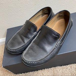 Geox Respira Loafer Dress Shoe